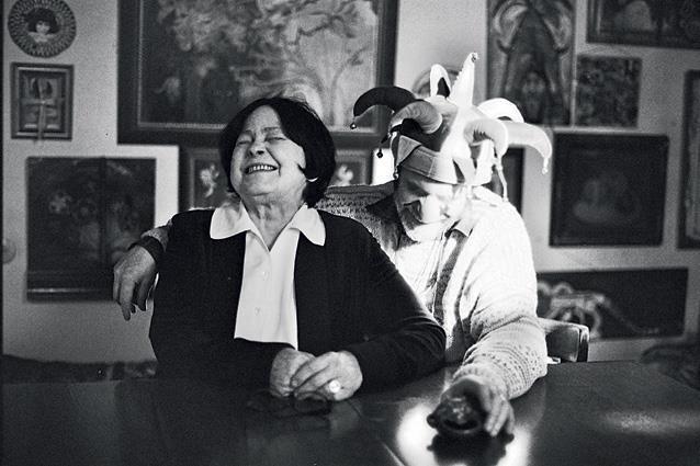 Kira Muratova & Yevgeni Golubenko