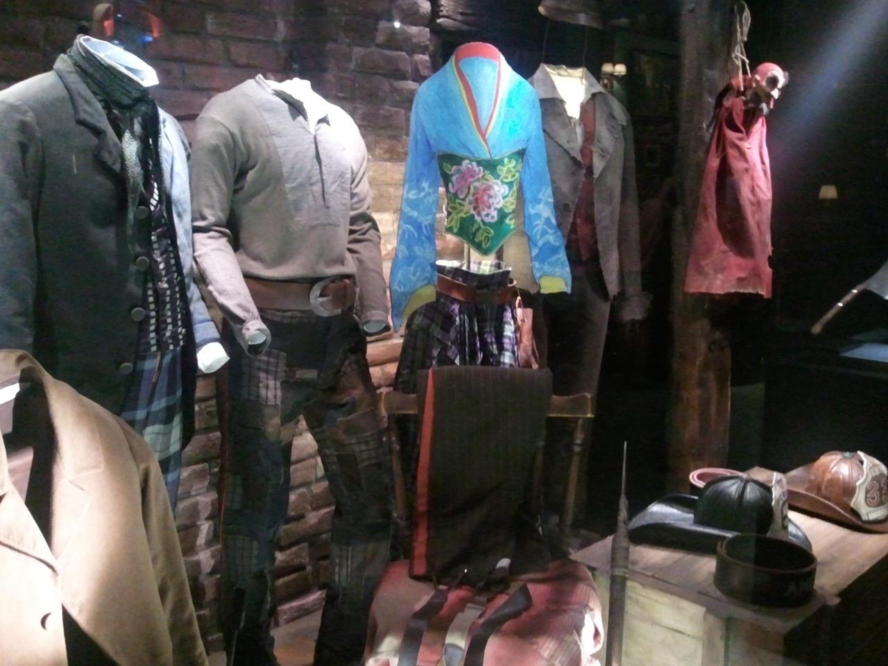 Costumes, Gangs of New York (2002)