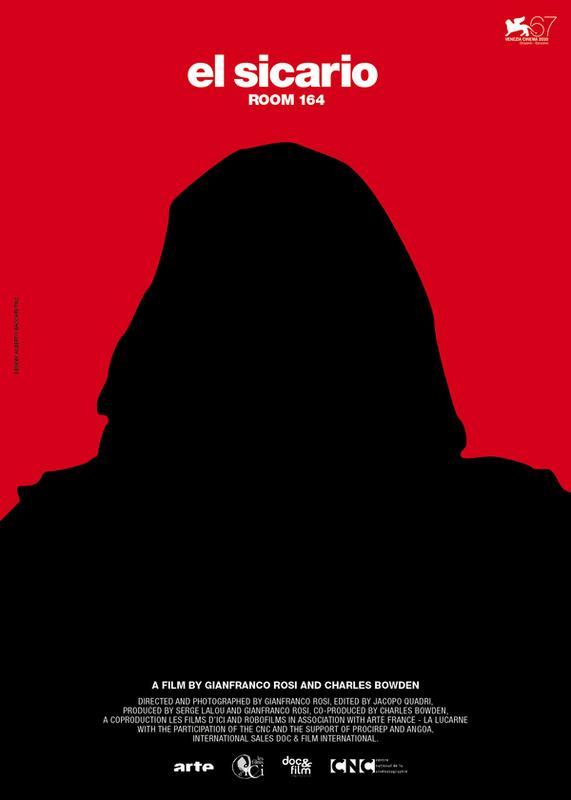 El Sicario, Room 164 Poster