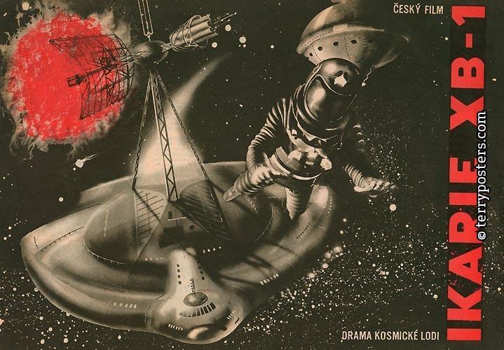 Ikarie XB-1 Poster