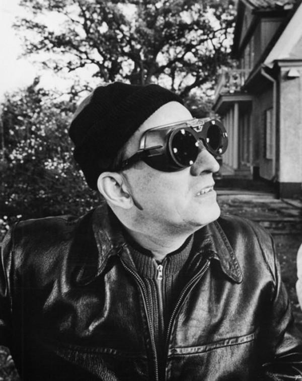 Ingmar Bergman on existence