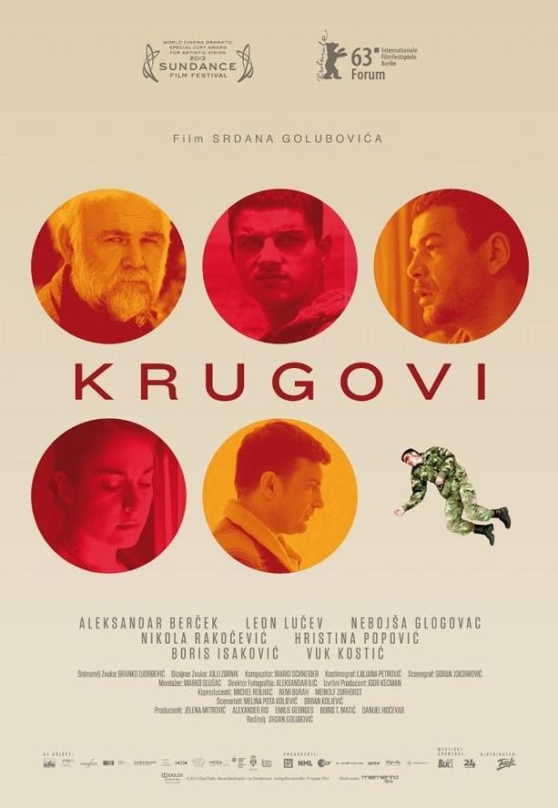 Krugovi (Circles) - Serbian Poster