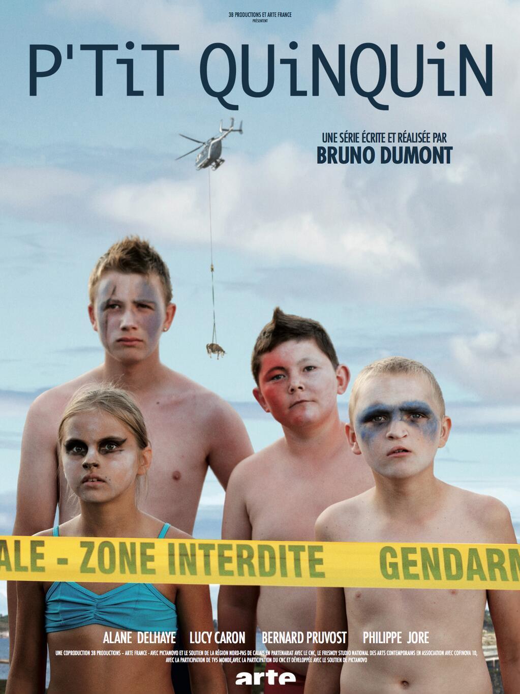 P'tit Quinquin Poster