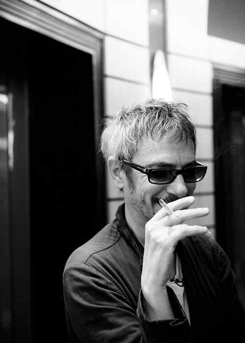 Leos Carax and his island
