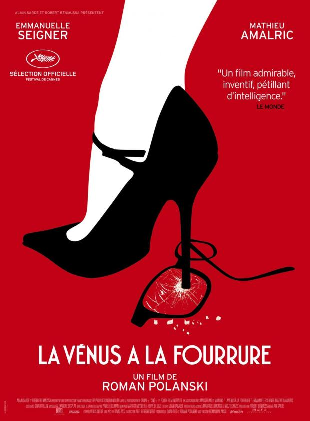 Venus in Fur - Poster
