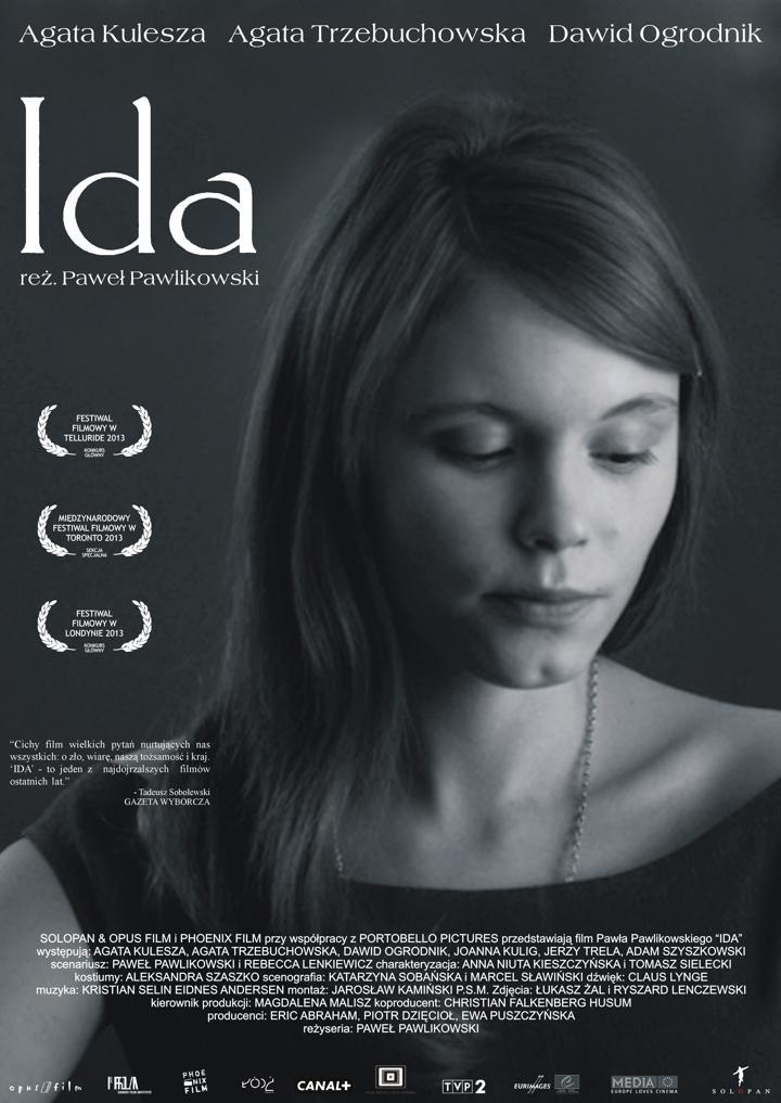 Ida (2013) Poster