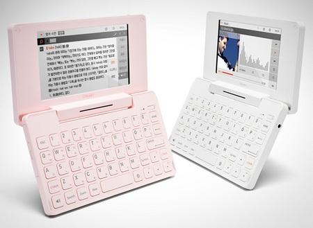 dicple D1000 – медиаплеер от iRiver с QWERTY-клавиатурой ...