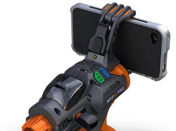 AppTag - бластер из смартфона (7 фото + видео) » 24Gadget ...