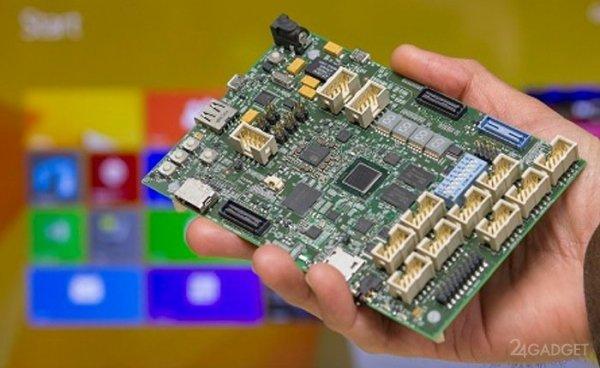 Microsoft представила собственный аналог Arduino и ...