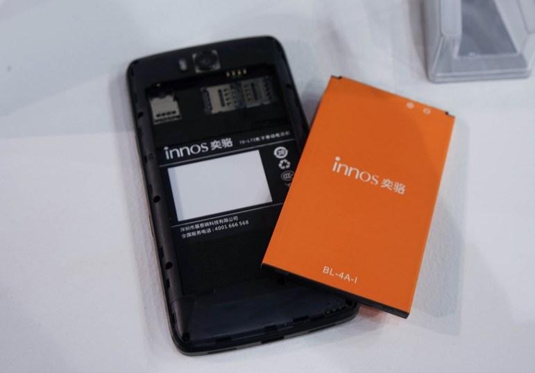 innos D6000: Excelente hardware com grande bateria a um preço acessível 4