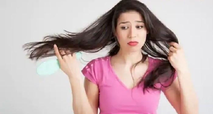 बालों पर होता है खराब असर