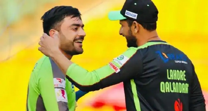 Rashid Khan won the 'Man of the Match' title in the second consecutive match