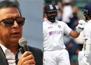 India can play both spinners in the final match: Sunil Gavaskar