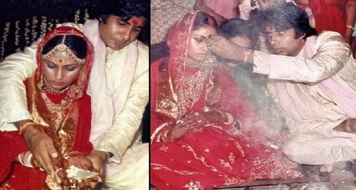 Big B shares memorable pictures on 48th wedding anniversary
