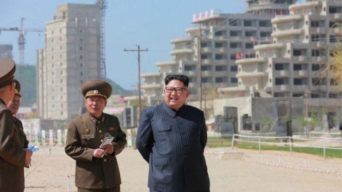 Η σπάνια κίνηση του Κιμ Γιόνκ Ουν προς τη Νότιο Κορέα – 24h.com.cy e03fe6ef675