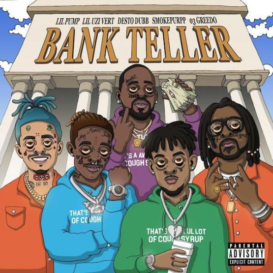 Desto Dubb Bankteller Ft Lil Uzi Vert Lil Pump Stream