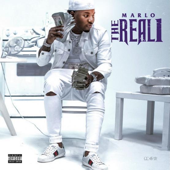 Marlo The Real 1 Stream Album