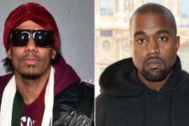 """Nick Cannon Freestyles About Kanye West: """"You're Really Not A God"""""""