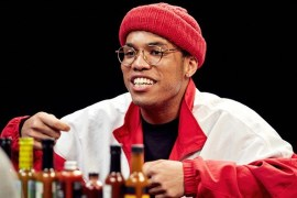 Anderson .Paak Eats Spicy Nuggets, Sings About Sauce on 'Hot Ones'