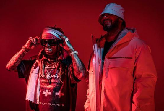 Lil Wayne Shoots Uproar Music Video