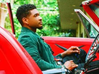 Usher A Album