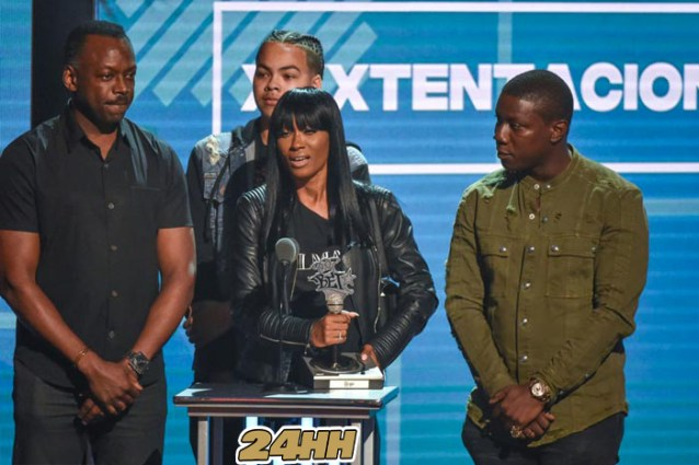 XXXTentacion was celebrated with a posthumous honor at the 2018 BET Hip Hop Awards.