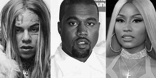 MUSIC: 6ix9ine – MAMA Ft. Nicki Minaj, Kanye West