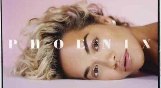 ALBUM: Rita Ora – Phoenix