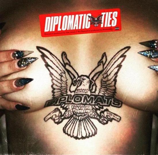 Stream The Diplomats Diplomatic Ties Album