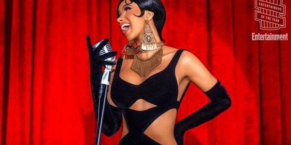Cardi B Among EW's Entertainers Of The Year 2018