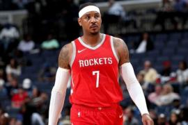 Carmelo Anthony, Rockets Parting Ways: Report
