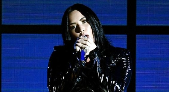 Demi Lovato Fires Back At Her Own Fan Page