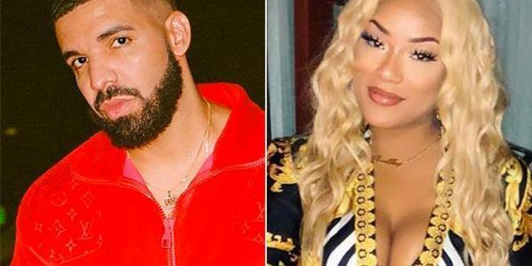 Drake Flirts with Stefflon Don on Instagram Live
