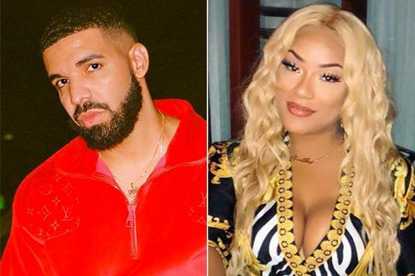Drake Flirts Hard With Stefflon Don During Live-Stream