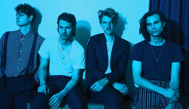 Stream Foster The People Worst Nites song