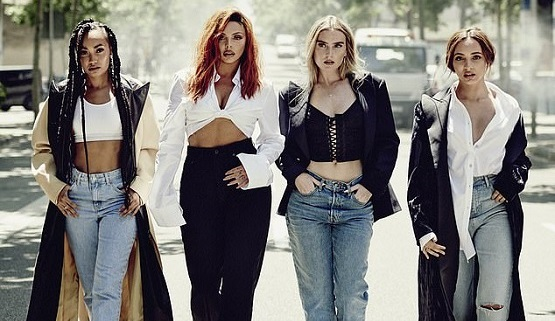 Stream Little Mix The Cure