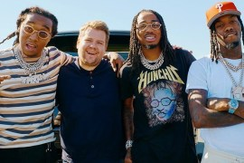 Migos Sing Classics on 'Carpool Karaoke'