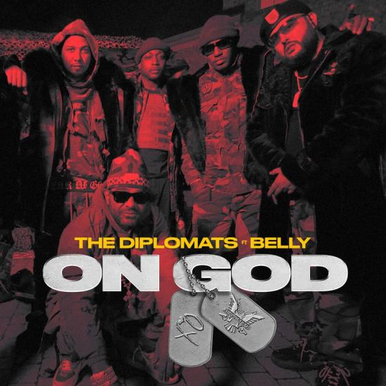 Stream The Diplomats On God ft Belly