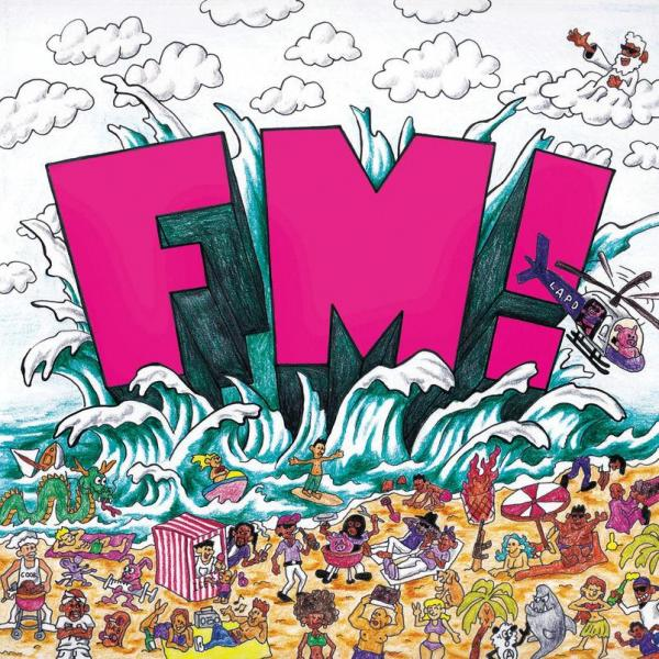 Stream Vince Staples FM Album