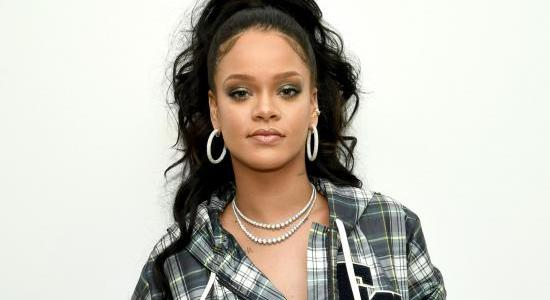 "Rihanna Shares Lingerie Photo: ""NAUGHTY-Not-NICE"""
