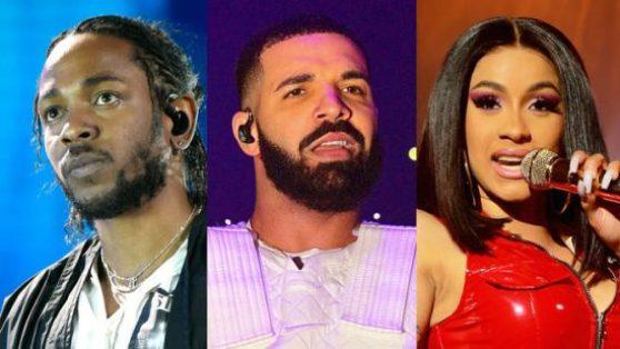 Kendrick Lamar, Drake Lead Grammy Award Nominees