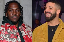 Pusha T On Drake Beef: 'It Had To Happen On My Time'