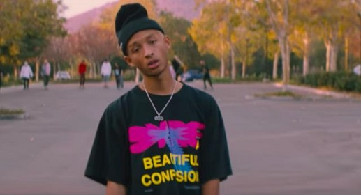 VIDEO: Jaden Smith – A Calabasas Freestyle