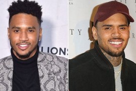 Trey Songz Taps Chris Brown For New Single 'Chi Chi'