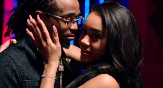 Saweetie & Quavo Show off Their Chemistry 'Emotional' Video