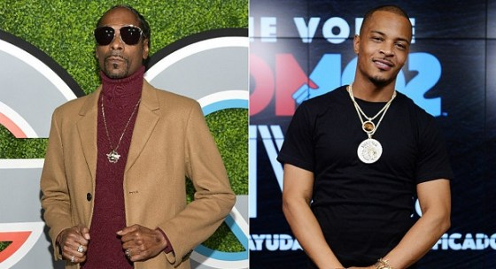 Stream T.I. & Snoop Dogg 'Playas Ball'