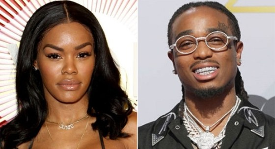 Teyana Taylor Preview Quavo Collaboration