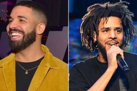 Drake & J. Cole Reunite On Stage in London Show