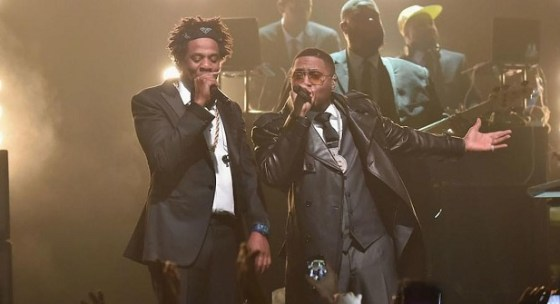 Watch JAY-Z's Freestyle at 'B-Sides 2' Concert & Reunites with Cam'ron