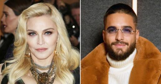 Stream Madonna feat Maluma 'Medellin'